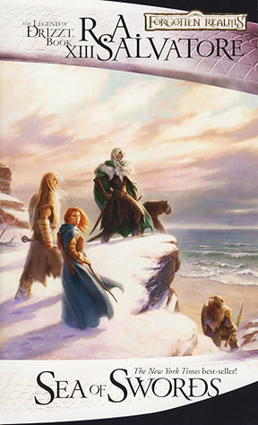 Sea of Swords by R.A. Salvatore