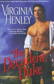 The Decadent Duke