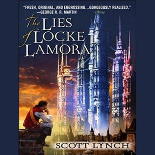 Audiobook Review: The Lies of Locke Lamora by Scott Lynch (@mlsimmons, @scottlynch78, @TantorAudio)