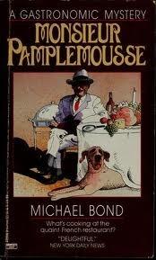 Monsieur Pamplemousse by Michael Bond