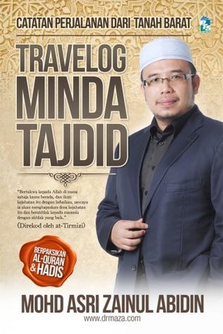 Travelog Minda Tajdid: Catatan Perjalanan Dari Tanah Barat