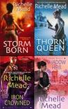 Dark Swan Bundle: Storm Born, Thorn Queen, Iron Crowned & Shadow Heir (Dark Swan, #1-4)
