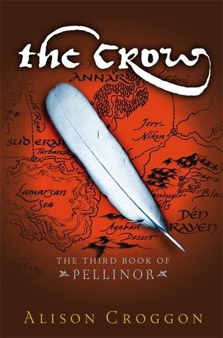The Crow by Alison Croggon
