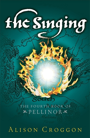 The Singing (The Books of Pellinor #4)