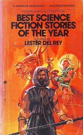Best Science Fiction Stories of the Year by Lester del Rey