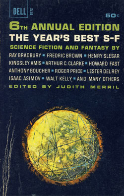 The Year's Best S-F by Judith Merril