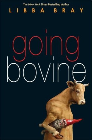 Image result for going bovine by libba bray