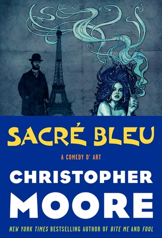 Sacré Bleu by Christopher Moore