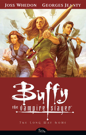 Buffy the Vampire Slayer: The Long Way Home (Season 8, Volume 1)