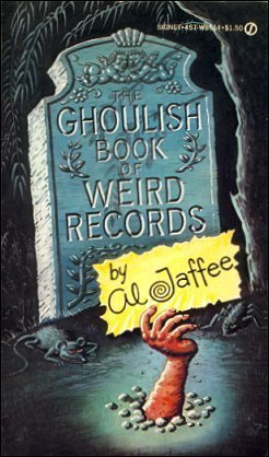 Ghoulish Book of Weird Records