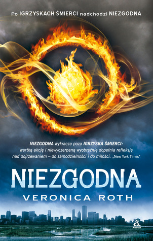 Ebook Niezgodna by Veronica Roth TXT!