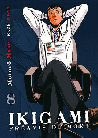 Ikigami, Préavis de Mort #8 by Motoro Mase