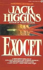 Exocet by Jack Higgins
