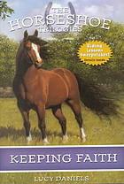 Keeping Faith (Horseshoe Trilogies, #1)