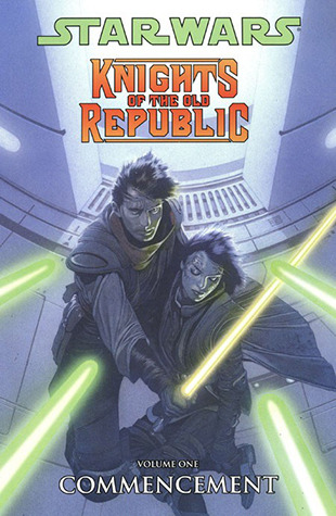 Star Wars: Knights of the Old Republic, Vol. 1: Commencement (Star Wars: Knights of the Old Republic, #1)