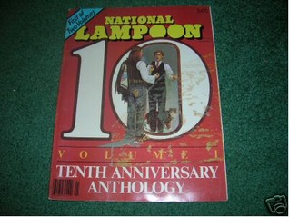 Tenth Anniversary Anthology: 1970-1980