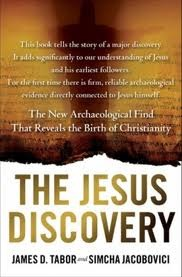 The Jesus Discovery : James D. Tabor, Simcha Jakobovici
