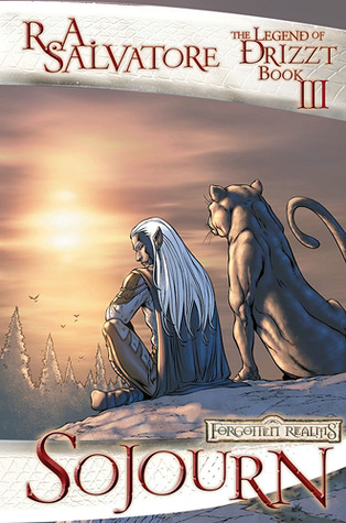 Sojourn by R.A. Salvatore