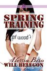 Spring Training by Alessia Brio