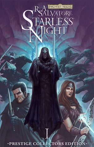 Starless Night: The Graphic Novel