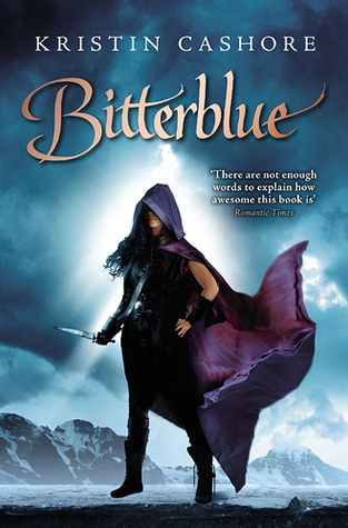 Bitterblue by Kristin Cashore