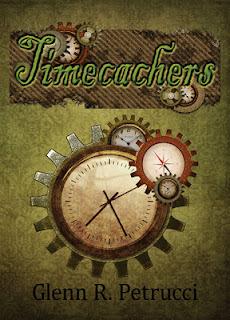 Timecachers by Glenn R. Petrucci