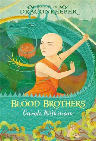 Blood Brothers (Dragon Keeper, #4)