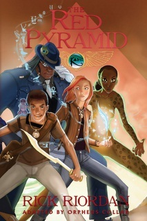 The Red Pyramid: The Graphic Novel (The Kane Chronicles #1)