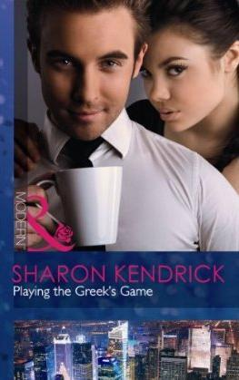 Ebook Playing the Greek's Game by Sharon Kendrick PDF!