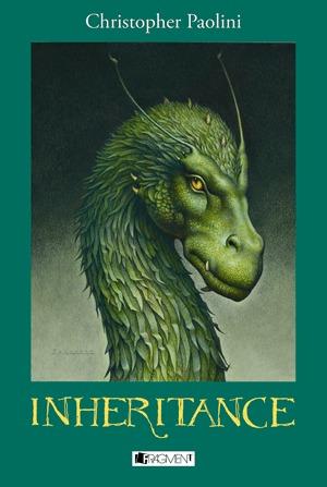 Inheritance (Odkaz dračích jezdců, #4)