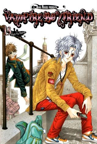 My Boyfriend is a Vampire 13 by Yu-Rang Han