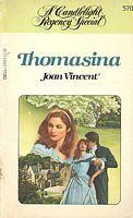 Thomasina (Candlelight Regency #570)