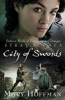 City of Swords by Mary Hoffman