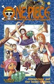 Abenteuer auf der Insel Gottes (One Piece, #26)