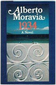 1934 by Alberto Moravia