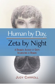 Human by Day, Zeta by Night: A Dramatic Account of Greys Incarnating as Humans