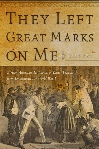 They Left Great Marks on Me: African American Testimonies of Racial Violence from Emancipation to World War I
