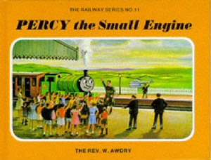 Percy the Small Engine (The Railway Series, #11)