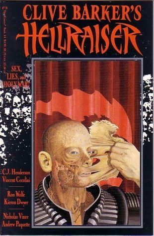 Clive Barker's Hellraiser by Clive Barker