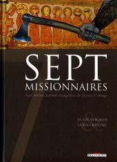 Sept missionnaires (Sept, #4)