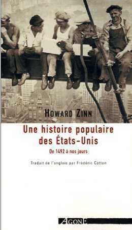 Une histoire populaire des États-Unis : de 1492 à nos jours