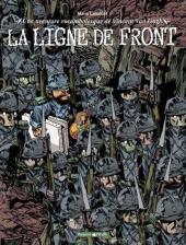 La Ligne De Front: Une Aventure Rocambolesque De Vincent Van Gogh