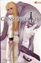 Gunslinger Girl Omnibus 7