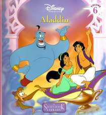 Aladdin (Disney princess, 6)