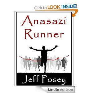 Anasazi Runner by Jeff Posey
