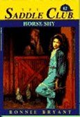 Horse Shy (Saddle Club, #2)