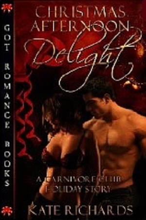 Christmas Afternoon Delight by Kate Richards