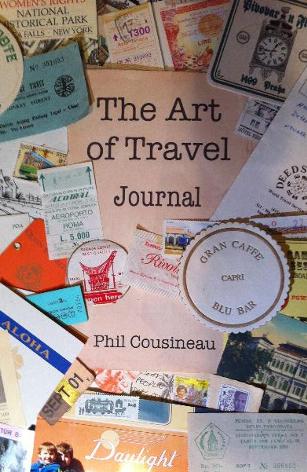 The Art of Pilgrimage Travel Journal