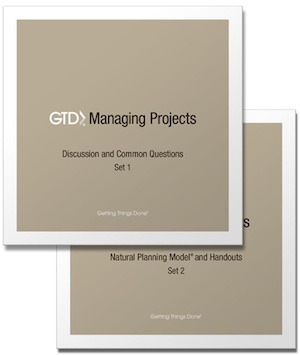 GTD Managing Projects