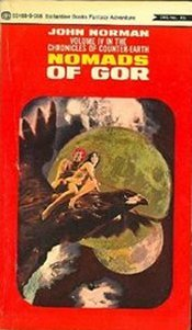 Nomads of Gor (Gor #4)